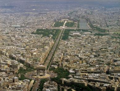 kruh jaro 2013: Biegel/Paříž - Urbanismus a architektura Paříže