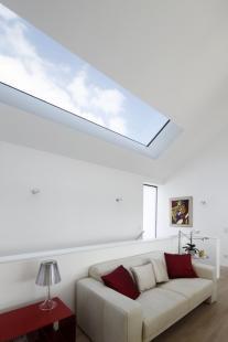 Moderní energeticky úsporný rodinný dům s dokonalým výhledem jak z vyhlídkové věže
