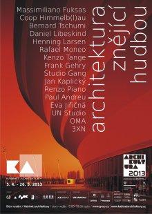 GVUO zahájí tři architektonické výstavy najednou