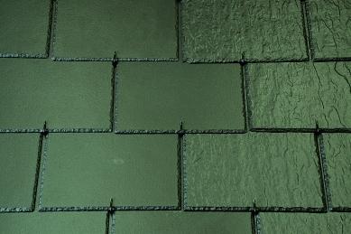 Střecha jako z břidlice - Bravan Betternit Dominant černá