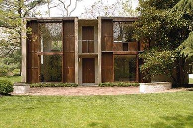 Slavné americké vily na prodej - Louis Kahn: Esherick House, Philadelphia (1961)