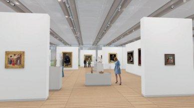 Rozšíření Kimbell Art Museum ve Fort Worth od Renzo Piana - foto: visual immersion
