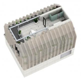 Festival architektury v Londýně představí trojici českých ateliérů - Dům - zahrada v Dolních Chabrech - foto: Šépka architekti