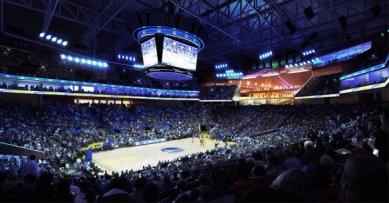 Basketbalový stadion v San Francisku od Snøhetty