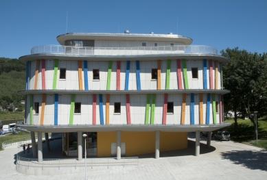 Knihovna Atlantik v Děčíně