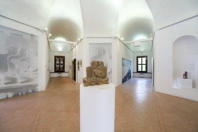 """Výstava  """"Zdeněk Dvořák – zapomenutý abstrakcionista"""""""