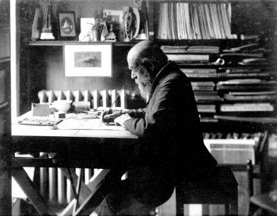 Hendrik P. Berlage: Vývoj moderního stavitelského umění v Nizozemí - Petrus Josephus Hubertus Cuypers (1827-1921).