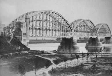 Hendrik P. Berlage: Vývoj moderního stavitelského umění v Nizozemí - Pierre Cuypers: Železniční most Nijmegen (1875-1879)