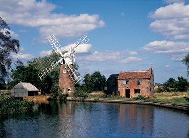 Mlýn Hunsett Mill