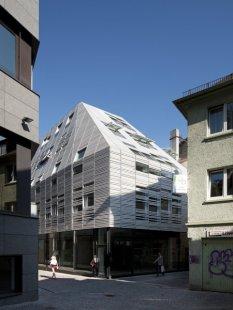 Dostavba historické tržnice Mainz