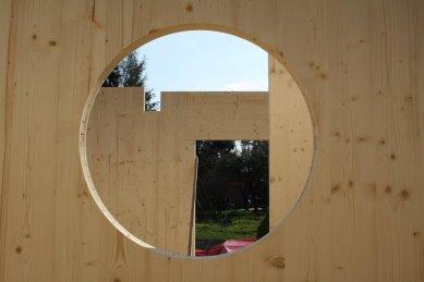 NOVATOP - lék na vady dřevostaveb - Opracování je možné do různých tvarů