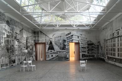 """Petra Lexová : O důležitosti """"kontextu""""  a """"dialogu"""" varchitektuře - foto: Petr Šmídek, 2012"""