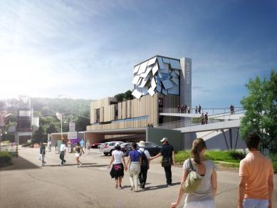 NOVATOP CENTRUM – inspirace ve švýcarské centrále Google