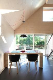 NOVATOP CENTRUM – inspirace ve švýcarské centrále Google - Pohledová kvalita v interiéru, Futura Freestyle Domesi