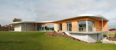 Řešení fasády pasivních domů