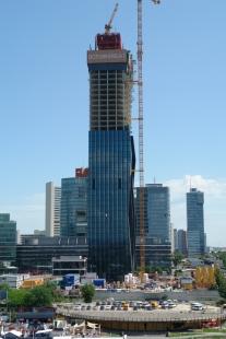Ve Vídni byla dokončena nejvyšší budova střední Evropy