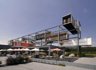 Fragnerova galerie představuje současnou vinařskou architekturu