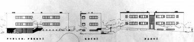 Odešel poslední Gočárův žák - Obytné domy v Slatinských Dolech na Podkarpatské Rusi (1937) - foto: archiv autora