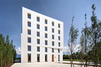 Administrativní budova v Lustenau od Baumschlager Eberle - foto: archphoto / eh+il
