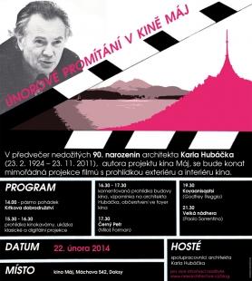 Kino Máj v Doksech - projekce a prohlídka