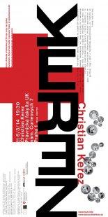 kruh jaro 2014: Christian Kerez