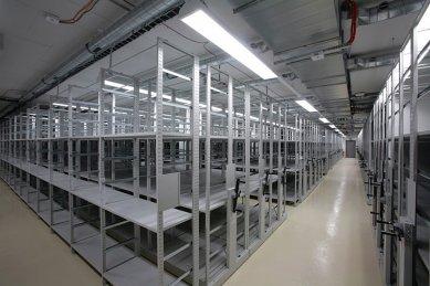 Národní knihovna postavila depozitář pro pět milionů knih