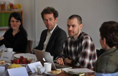 Zpráva Kruhu k přednášce Philipa Ursprunga a Toma Emersona - foto: Foto pro o.s. Kruh, René Volfík