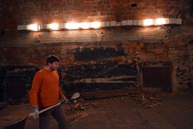 Nejnutnější opravy libereckého kina Varšavy skončí do října - foto: Petr Šmídek, 2014