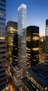 Projekt newyorského mrakodrapu 610 Lexington Avenue od Normana Fostera - foto: Foster + Partners