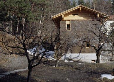 K výstavě Giona Caminady v Českých Budějovicích - Dům Beckel Kübel - foto: Lucia Degonda