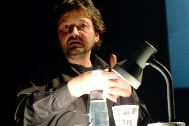 Ohlédnutí za přednáškou Giona A. Caminady v roce 2005 - foto: Andrea Thiel Lhotáková