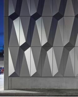 Bauhaus v Berlíně od Müller Reimann Architekten - foto: Stefan Müller, Berlin