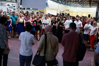 Ještěd f kleci 12 - slavnostní vyhlášení - foto: Roman Dobeš