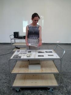 La Biennale di Venezia 2014 - ohlédnutí za výstavou - Švýcarský národní pavilon - foto: Helena Doudová, 2014