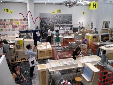 La Biennale di Venezia 2014 - ohlédnutí za výstavou - Japonský národní pavilon - foto: Helena Doudová, 2014