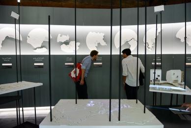 La Biennale di Venezia 2014 - Kanadský národní pavilon - foto: Andrea Avezzù