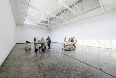 La Biennale di Venezia 2014 - Švýcarský národní pavilon - foto: Andrea Avezzù