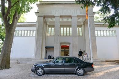 La Biennale di Venezia 2014 - Německý národní pavilon - foto: Andrea Avezzù
