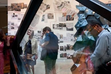 La Biennale di Venezia 2014 - Elementy architektury - fasáda - foto: Francesco Galli