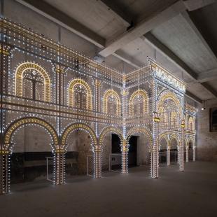 La Biennale di Venezia 2014 - Monditalia - Luminaire - foto: Gilbert McCarraghe