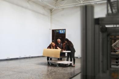 La Biennale di Venezia 2014 - ohlédnutí za jednotlivými pavilony - CH - Exposition - foto: Swiss Art Council Pro Helvetia