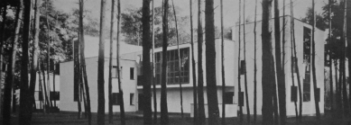 Karel Teige: Novostavby Bauhausu v Dessavě  - Seriový dvojdomek pro učitele Bauhausu