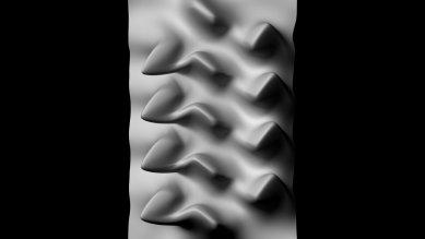 Ještěd f kleci 12 - nominace - PROSTOR S - Simulace tvaru - foto: Marek Kohout, 1.ročník