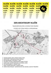 Den architektury 2014 - pozvánka do Hlučína