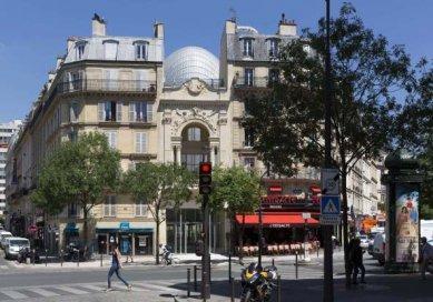 Sídlo nadace Pathé v Paříži od Renzo Piana - foto: Michel Denancé