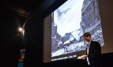 K přednášce Laurenta Staldera a Adama Carusa - foto: René Volfík, www.fotovolfik.cz
