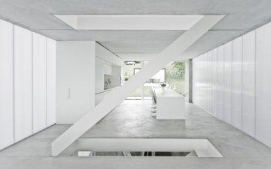 Rodinný dům v Esslingen od Finckh Architekten - foto: Finckh Architekten BDA
