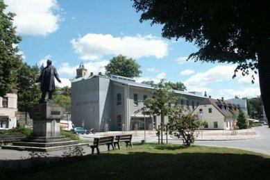 Stavbou Libereckého kraje je nový Městský úřad v Semilech - foto: MÚ Semily
