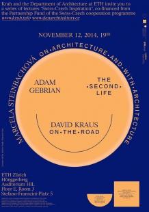 Pozvánka na přednášku A.Gebriana, D.Krause a M.Steinbachové na ETH v Curychu