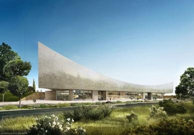 Izraelská národní knihovna v Jeruzalémě od H&deM